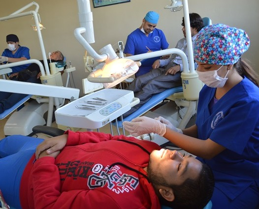 Medico Cirujano Odontologo