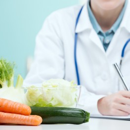 Nutritionist Doctor is writing a diet plan